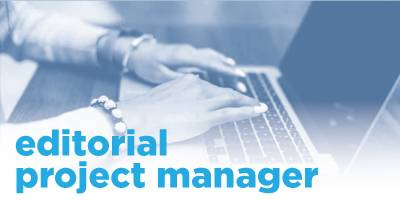 Editorial Project Manager