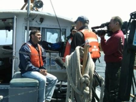 Discovery Channel Interview