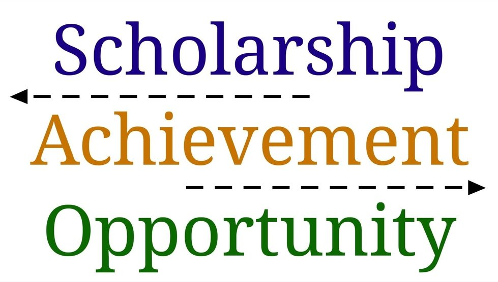 Scholarship. Achievement. Opportunity.