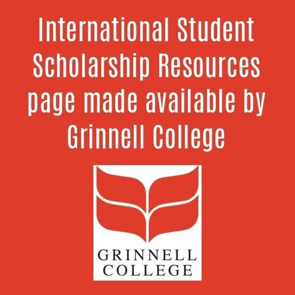Scholarship Resources Grinnell College