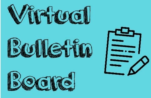 Click here to view the fellowships virtual bulletin board