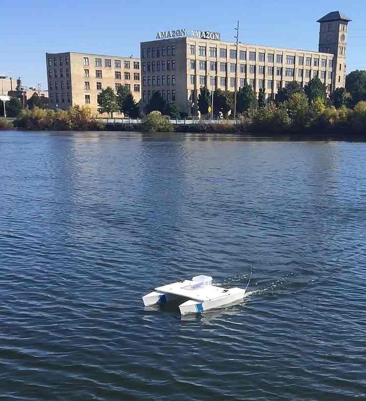 Awri Boatbot Robert B Annis Water Resources Institute