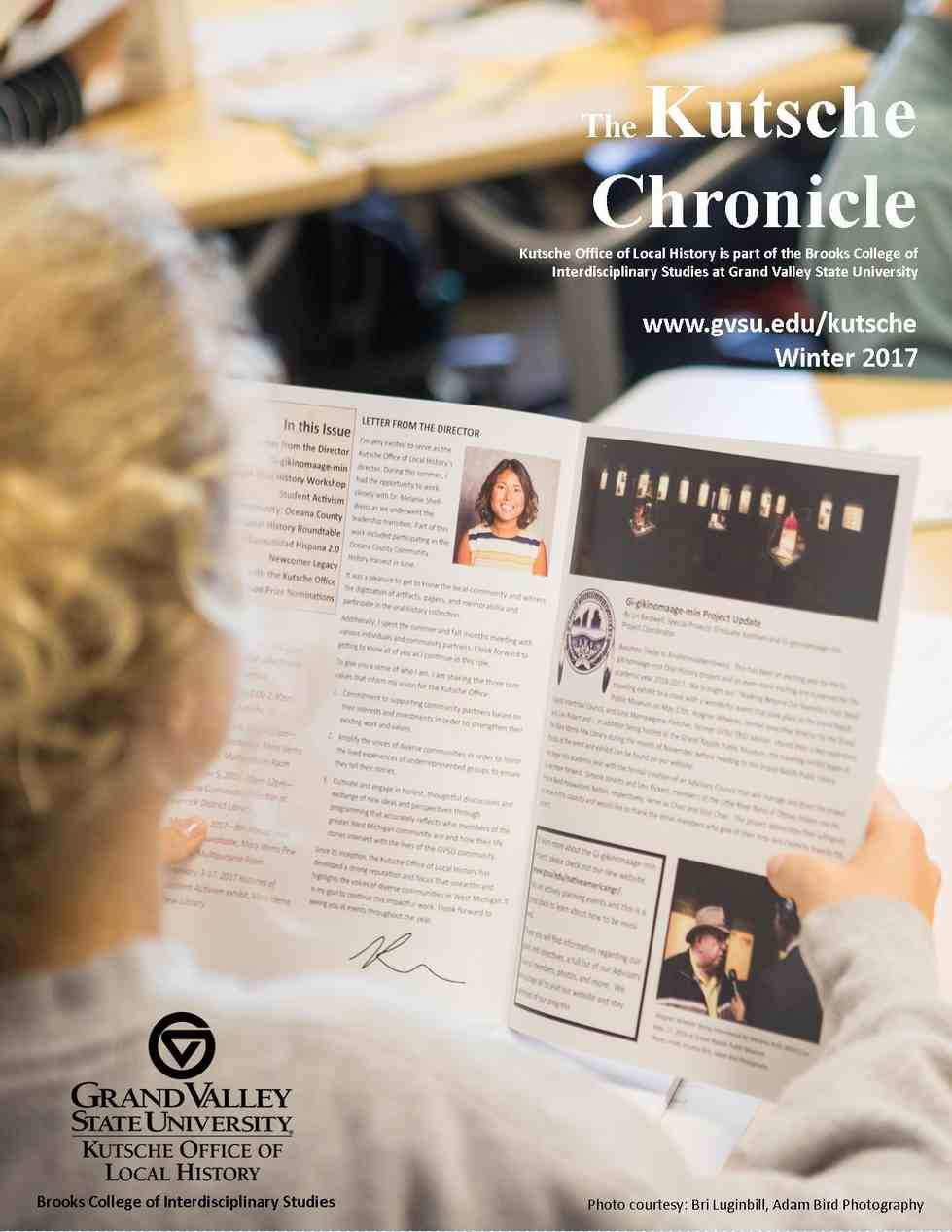 Winter 2017 Chronicle
