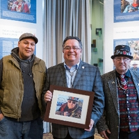 STANDING ROCK: PHOTOGRAPHS OF AN INDIGENOUS MOVEMENT RECEPTION