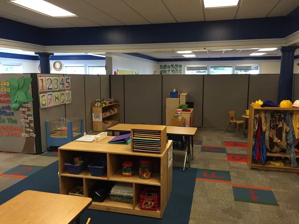 Photo of Preschool 2 Classroom