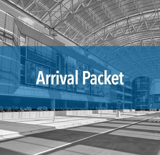 Arrival Packet