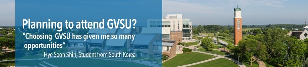Planning to attend GVSU this fall?