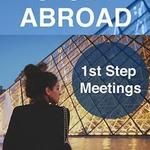 Study Abroad FIRST STEP Meeting