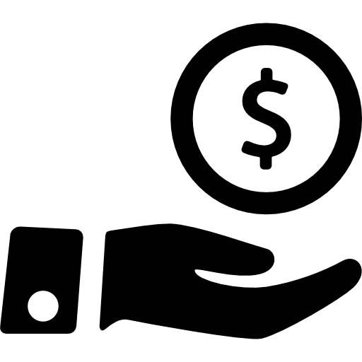 Scholarship Money Icon