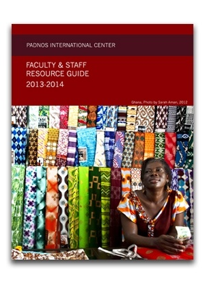 2013 - 2014 Faculty/Staff Guide