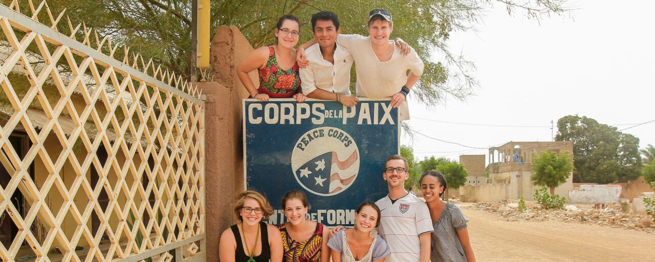 Peace Corps Padnos International Center Grand Valley State