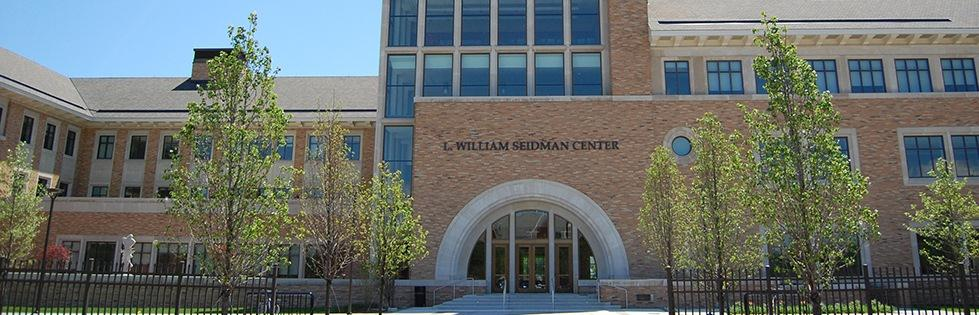 L. William Seidman Center building