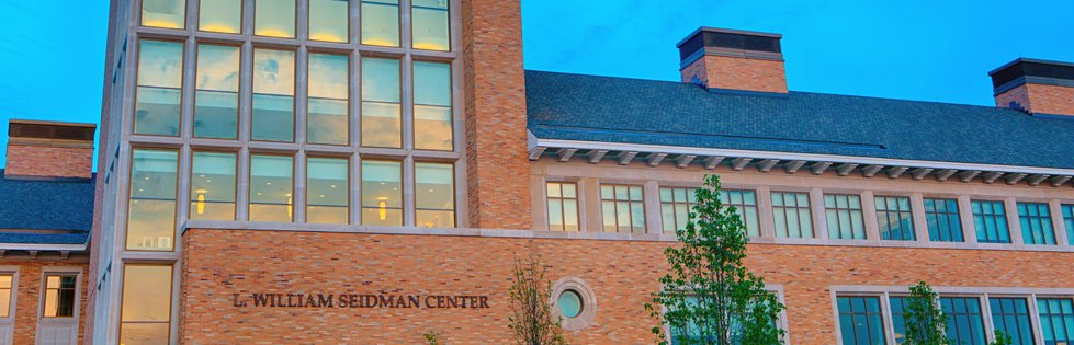 Admission To Seidman College Of Business