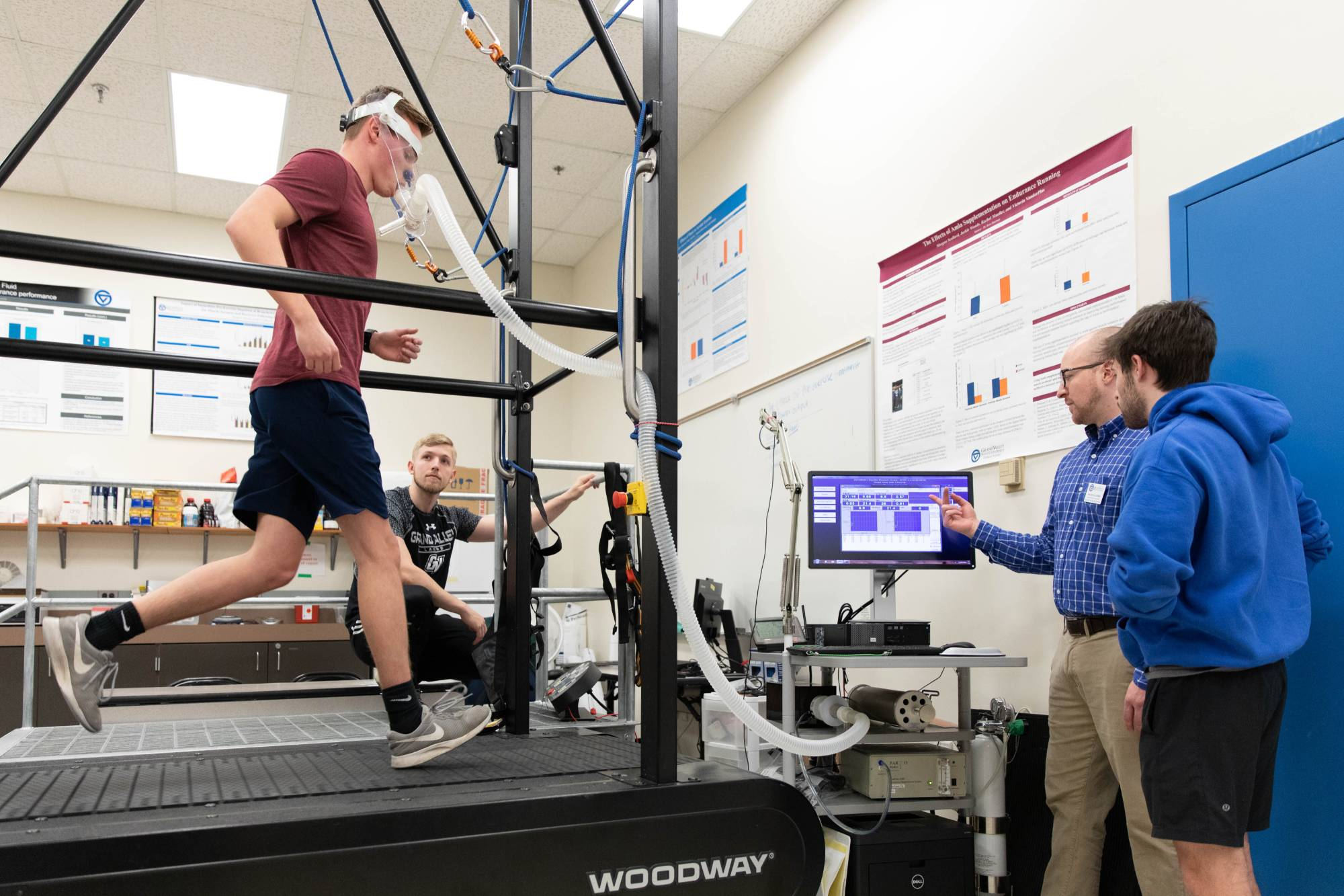 VO2max testing instruction