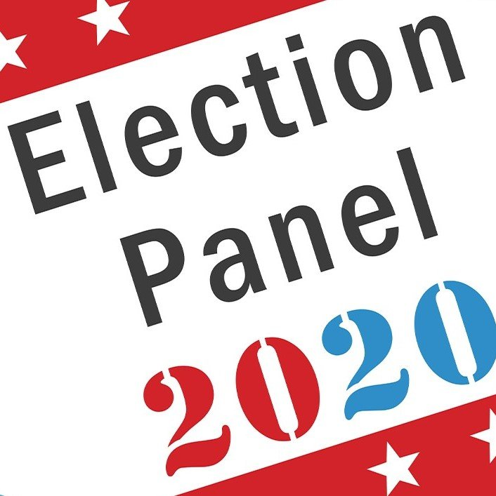 logo picture for the election panel event