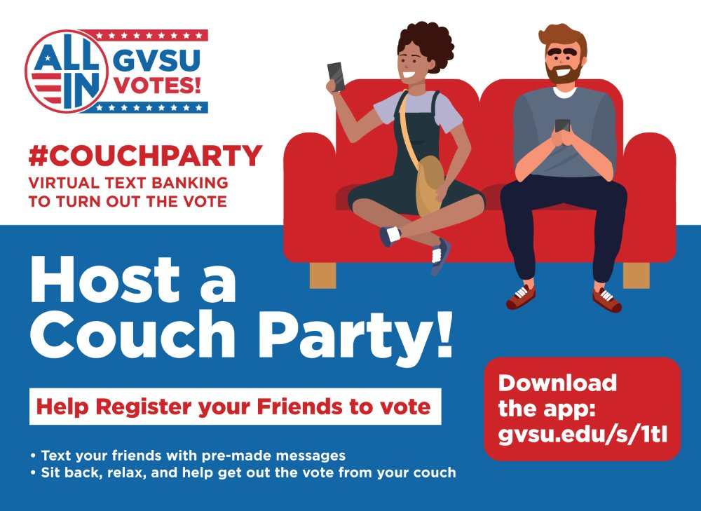 Host a Couch Party!
