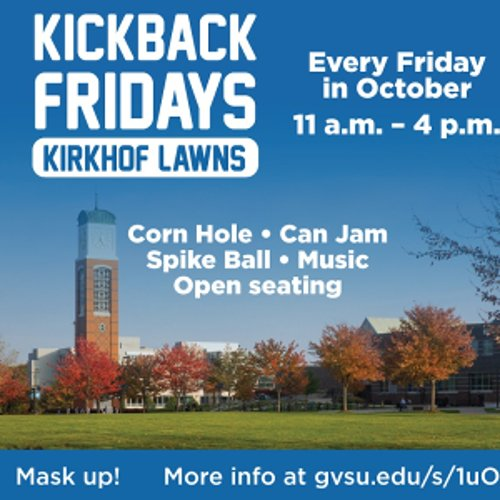 Kickback Friday at Kirkhof
