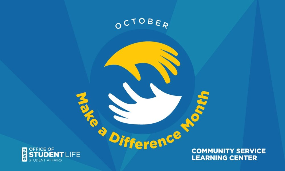 Make a Difference Month