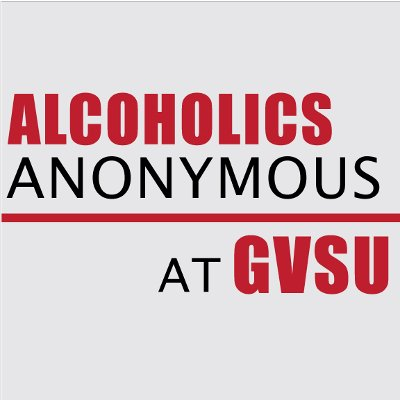 Alcoholics Anonymous at GVSU