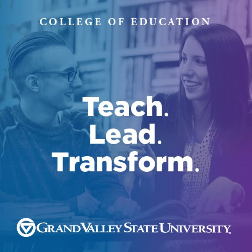 GVSU College of Education