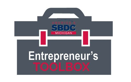 Entrepreneur's Toolbox Graphic