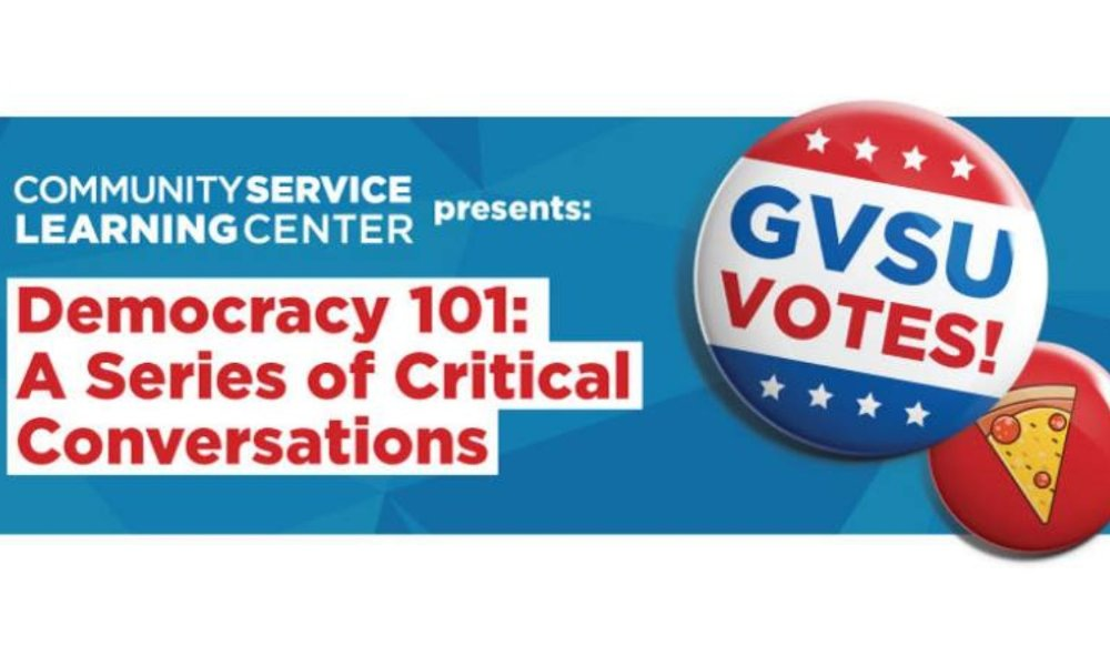 Democracy 101 - First Time Voter's Seminar and Vote Early Day