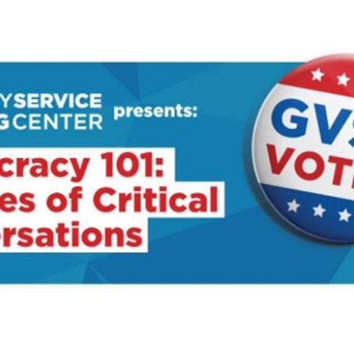 Democracy 101 - Engagement Beyond the Election
