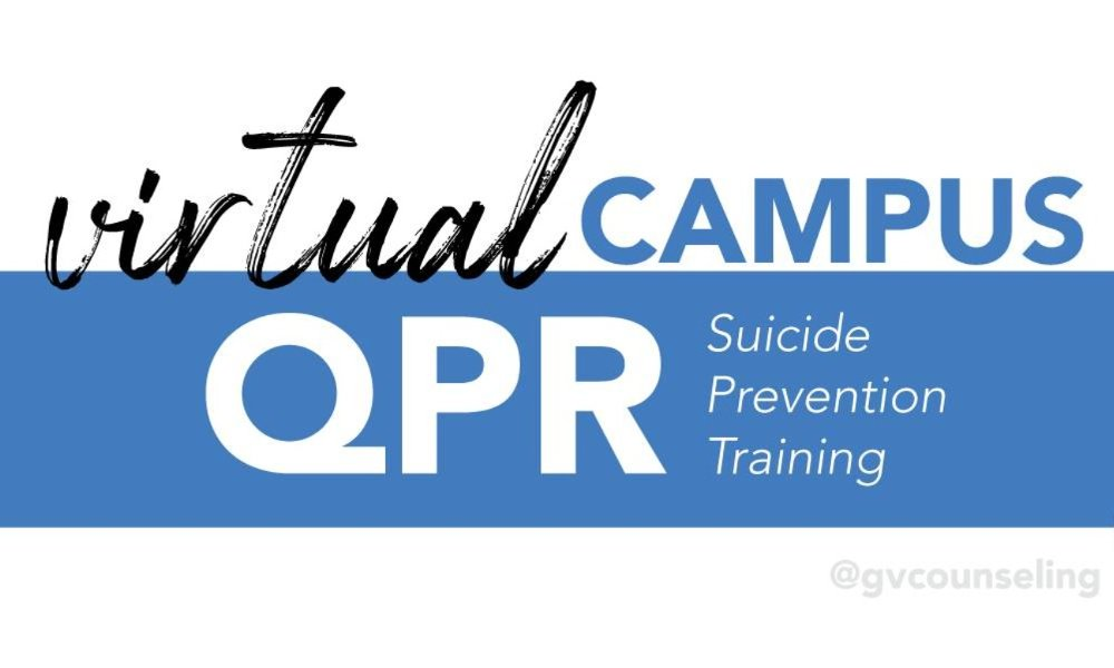 Virtual Campus: QPR Suicide Prevention Training