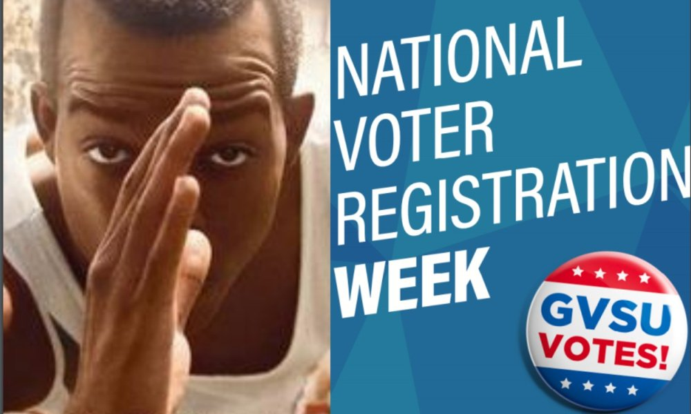 Couch Party and Movie Showing: Race - National Voter Registration Week