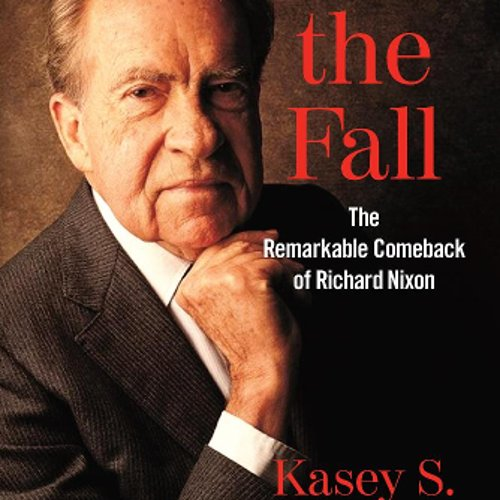 PICTURE OF KASEY PIPES BOOK ON RICHARD NIXON