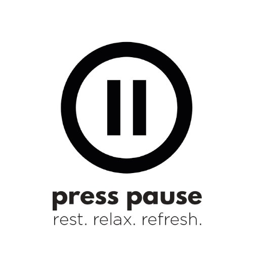 Press Pause: Rest. Relax. Refresh.