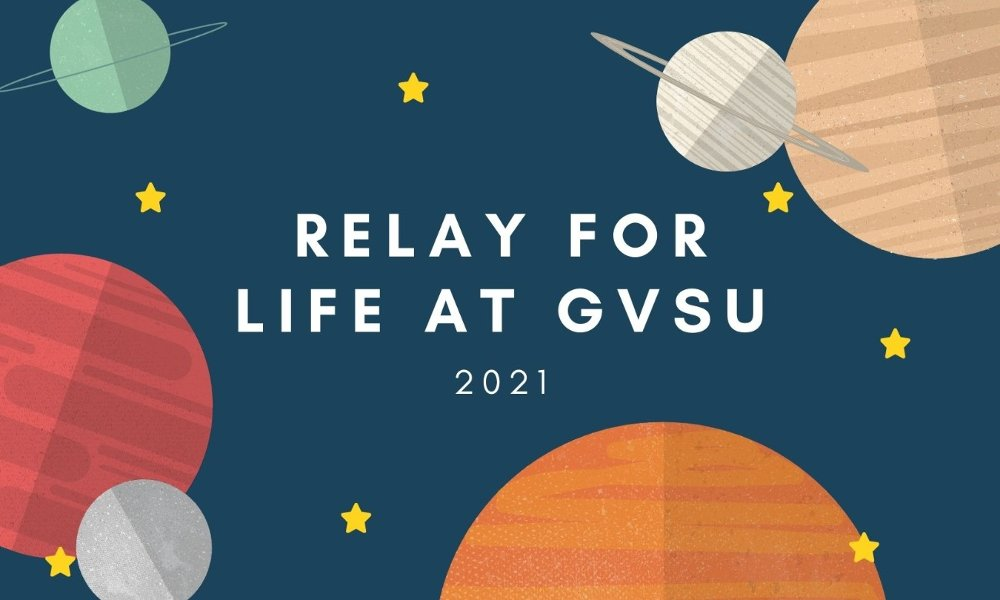 Relay for Life at GVSU