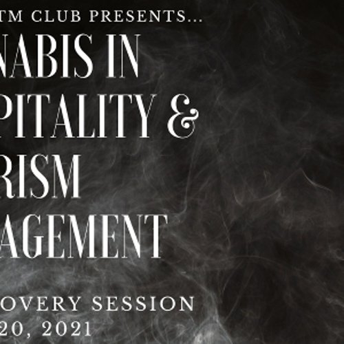Cannabis in Hospitality and Tourism Management