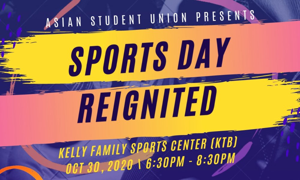 Sports Day Reignited