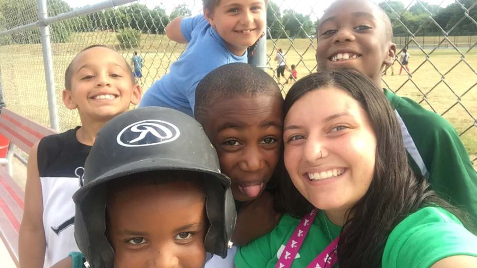 Inner City Youth Baseball/Softball- YMCA Program