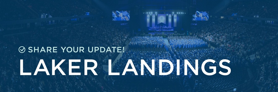 Share Your Update Laker Landings