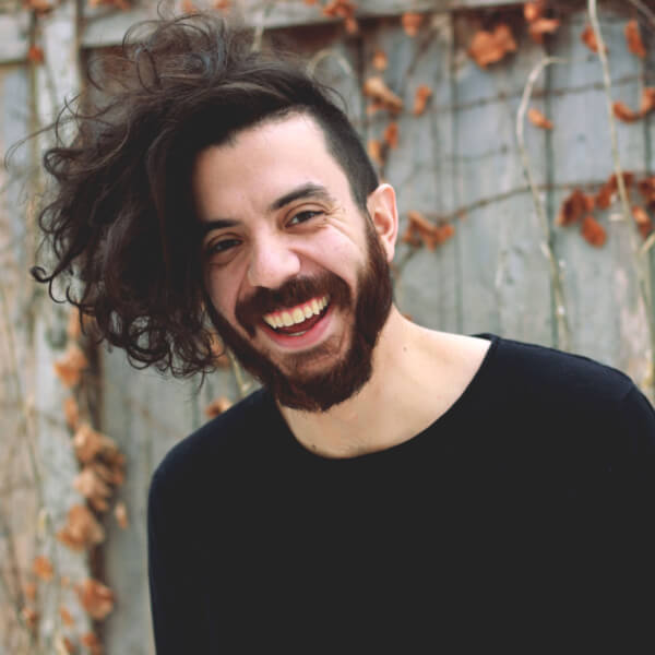 Author Kaveh Akbar