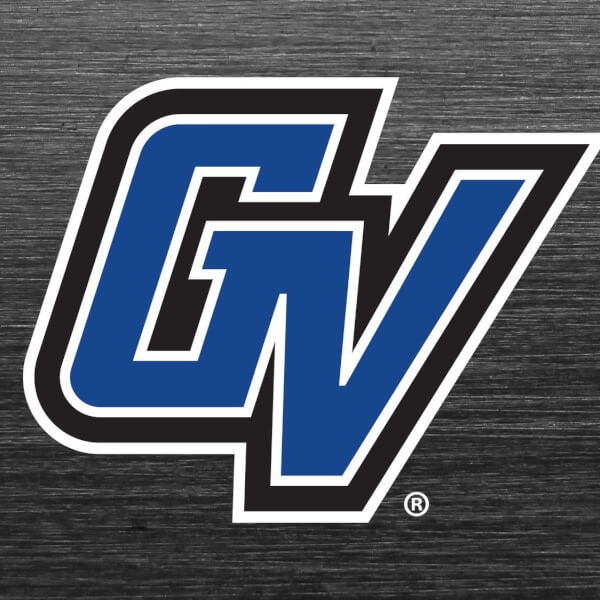 Athletic GV on gray background