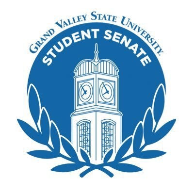 GVSU Student Senate Icon of the Cook Carillon Tower