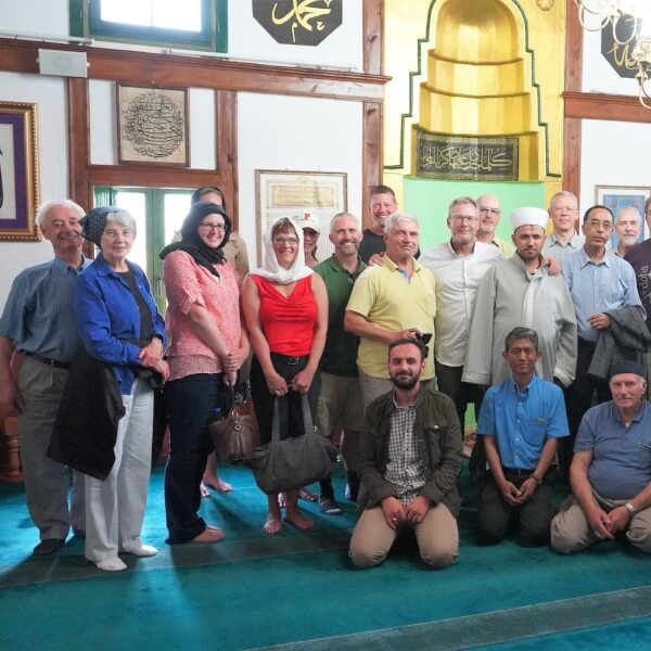 Thirty-six people representing 15 countries and three religious faiths participated in a three-year grant study on interfaith understanding.
