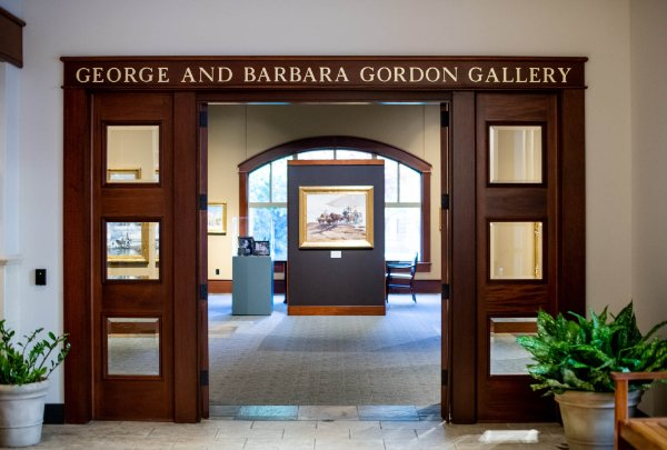 George and Barbara Gordon Gallery
