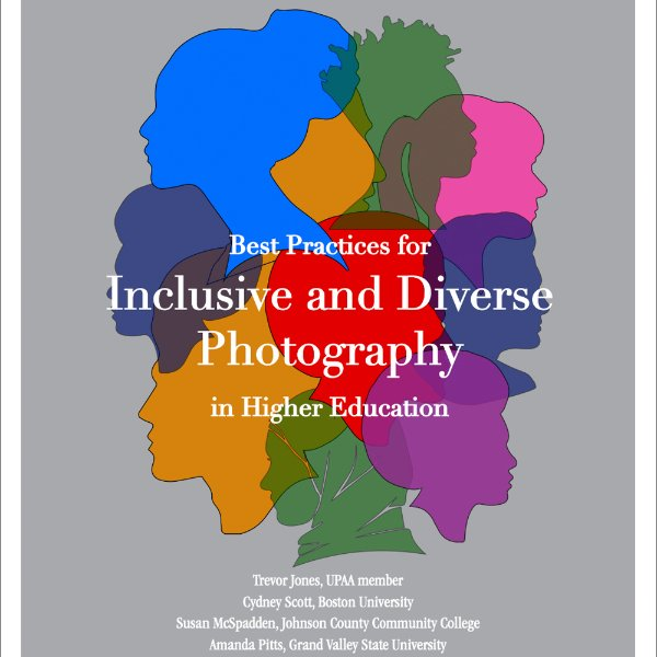 Cover of best practices paper for inclusive and diverse photography