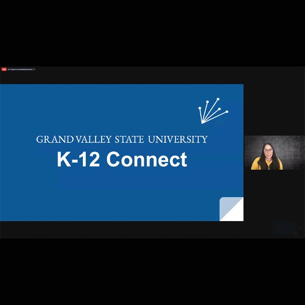 K-12 Connect logo.