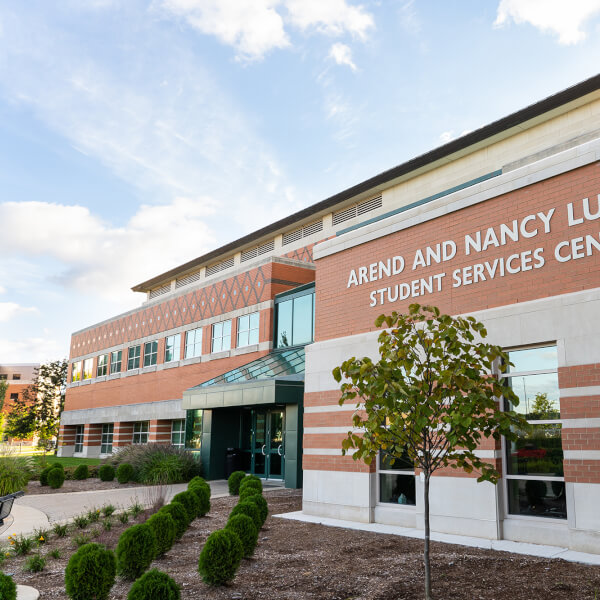 photo of Lubbers Student Services Center