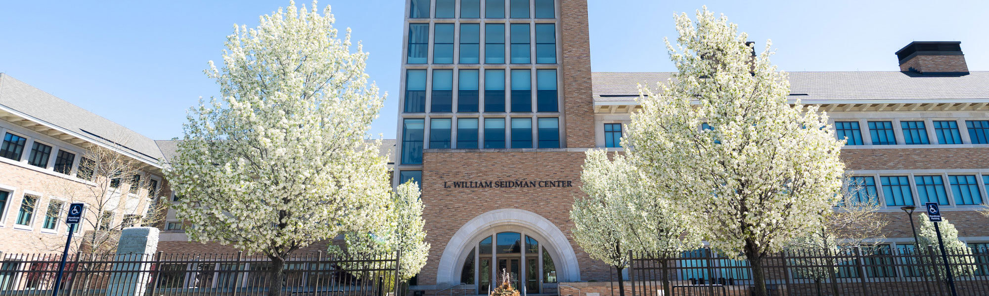 The L. William Seidman Center at Grand Valley State University.