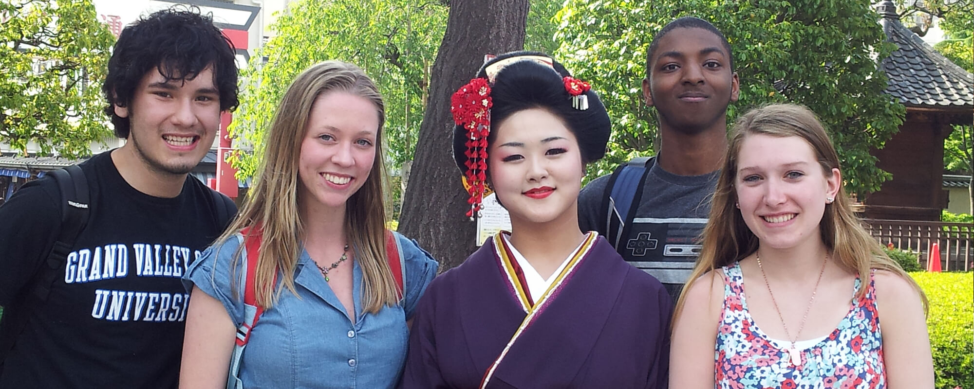 Japan: Japanese Theater & Language - Study Abroad - Grand Valley State  University