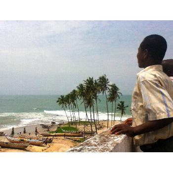 Ghana: Literature of the Slave Trade Photo