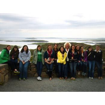 Ireland: Social Work Photo